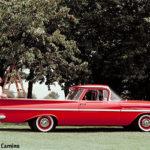The 1959 El Camino