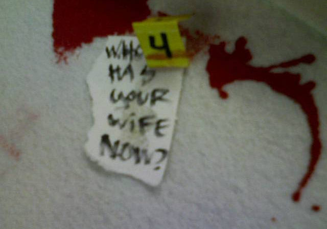 who has your wife now