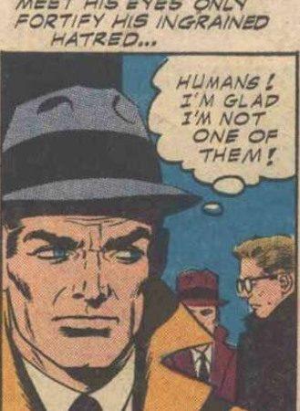 glad i'm not human