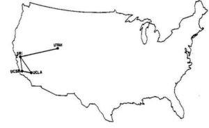 The Internet in 1969