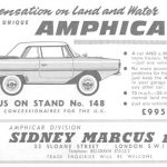 A Sensation on Land and Water, the Amphicar!