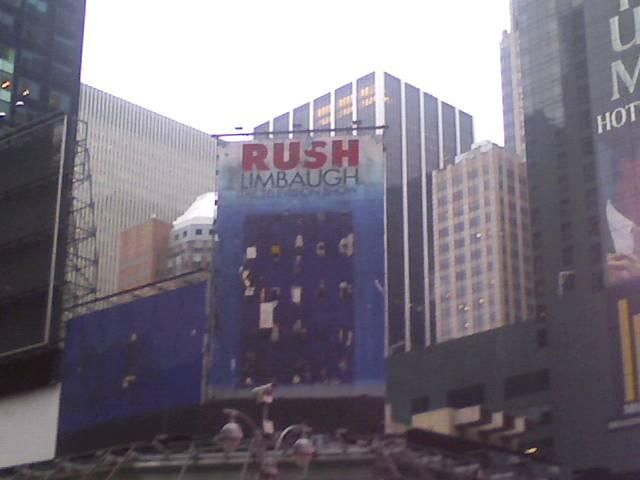 Rush Limaugh
